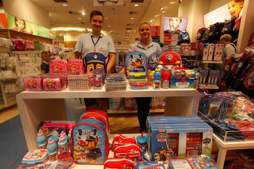 W Smyku w Focus Mall w Bydgoszczy świetnie sprzedają się...
