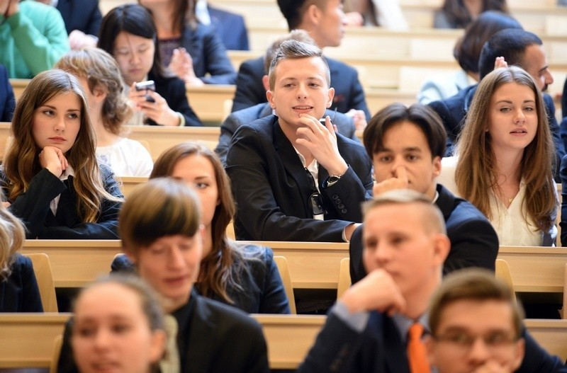 Uniwersytet Łódzki: Inauguracja roku akademickiego 2015/2016