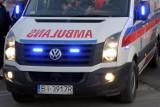 Wypadek w m. Ignatki-Osiedle. Kierowca busa potrącił dziewczynkę na hulajnodze. 8-latka trafiła do szpitala