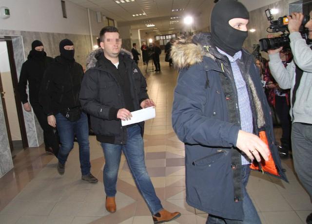 Bartłomiej M. został tymczasowo aresztowany przez sąd w Tarnobrzegu w lutym. Odtąd pozostaje w areszcie