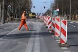 Droga Męczenników Majdanka w Lublinie zamknięta dla aut (ZDJĘCIA)