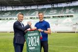 Śląsk Wrocław pozyskał 20-letniego obrońcę z pierwszej ligi