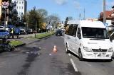 Hrubieszów: Śmiertelne potrącenie 83-letniego rowerzysty przez kierowcę busa