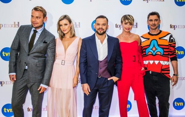 Komu uda się wejść do świata mody? O tym zadecydują jurorzy Joanna Krupa, Kasia Sokołowska, Dawid Woliński i Marcina Tyszka.