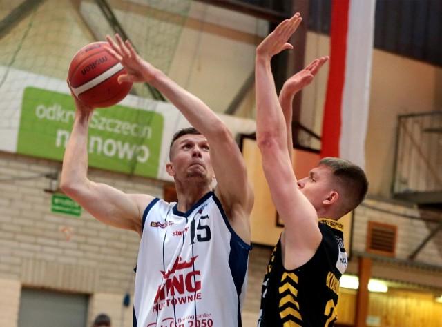 Mateusz Bartosz z Kinga Szczecin