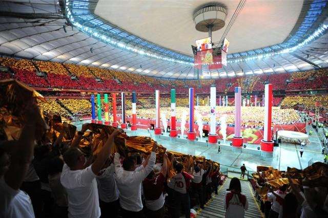 """Cugowscy utwór """"Gra o wszystko"""" zaśpiewają podczas ceremonii otwarcia oraz zamknięcia siatkarskich mistrzostw Europy."""