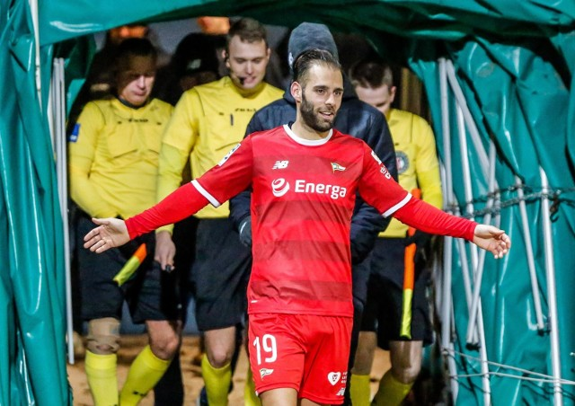 Marco Paixao w Polsce był królem strzelców w barwach Lechii Gdańsk. W drugiej lidze tureckiej już trzy razy dokonał tej sztuki