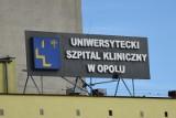 Kolonoskopia w Uniwersyteckim Szpitalu Klinicznym w Opolu bez znieczulenia. Anestezjologów skierowano do pracy w szpitalu tymczasowym w CWK