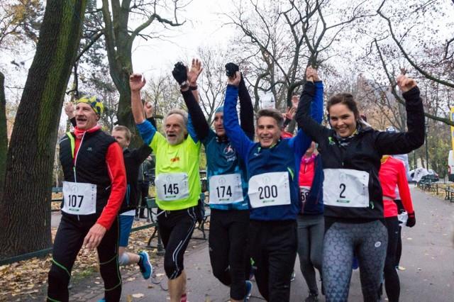 Robert Korzeniowski promuje w Krakowie zarówno chód sportowy, jak i bieganie
