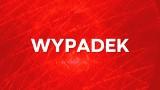 Poranne zderzenie ciężarówek w Pruszczu Gdańskim (24.09.2021). Poszkodowany 64-letni mężczyzna