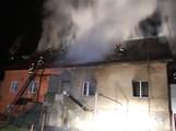 Prokuratura ustala przyczyny pożaru w Brojcach [zdjęcia]