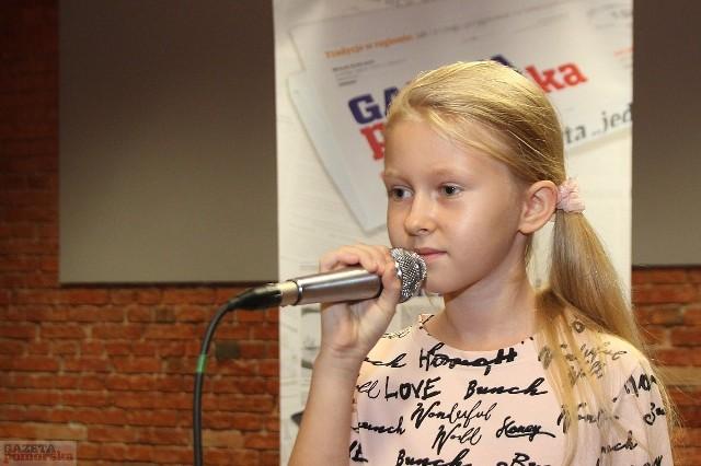 Twoje dziecko pięknie pozuje do zdjęć lub ma wyjątkowy talent? Trwają castingi do Małych Talentów w Bydgoszczy, Inowrocławiu, Włocławku!Czytaj: Castingi do Małych Talentów w Bydgoszczy, Inowrocławiu, Włocławku!Zapraszamy dzieci, które nie skończyły jeszcze 12 lat do udziału w castingu w Plebiscycie Gazety Pomorskiej Małe Talenty.Twoje dziecko ma wyjątkowy talent? Pięknie gra na instrumencie, śpiewa, recytuje wiersze? Niech zaprezentuje swój talent!Dzieci będą startować w dwóch kategoriach wiekowych: młodszej do lat 6 i starszej od lat 6 do lat 12. Dotyczy to zarówno Małych Miss i Misterów, jak i Małych Talentów. W grupach wiekowych nie ma podziału na płeć.Na zwycięzców jak zawsze czekać będą wspaniałe nagrody!Nie mogliście przyjść na casting? Możesz wysłać zgłoszenie za pomocą poniższej ankiety! http://www.pomorska.pl/plebiscyty/mala-miss-maly-mister-i-male-talenty/a/plebiscyt-mala-miss-mister-i-male-talenty-zglos-swoja-pocieche,10732868/