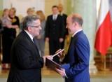 Prezydent nominował Borysa Budkę na nowego ministra sprawiedliwości