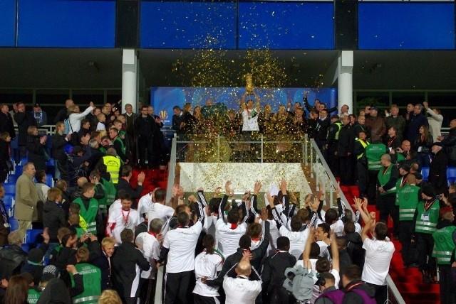 Jeden z bardziej pamiętnych finałów Pucharu Polski miał miejsce w Bydgoszczy