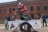 Super Enduro, czyli zawody motocyklistów w Manufakturze [zdjęcia]