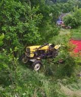 Rudnik. Śmiertelny wypadek podczas prac polowych, zginął traktorzysta