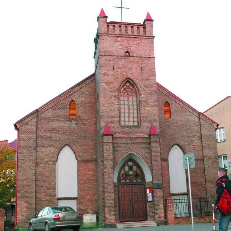 Kościół Ewangelicko-Augsburski św. Krzyża w Słupsku...