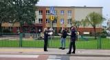 Bezpieczna droga do szkoły. Straż Miejska w Białymstoku kontroluje infrastrukturę drogową wokół placówek oświatowych (zdjęcia)