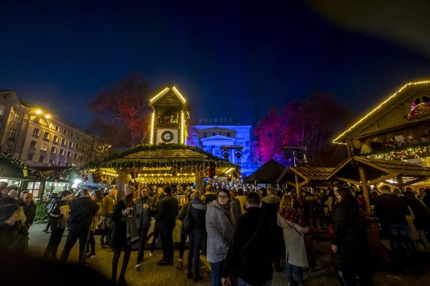 Betlejem Poznańskie na placu Wolności będzie funkcjonować do...