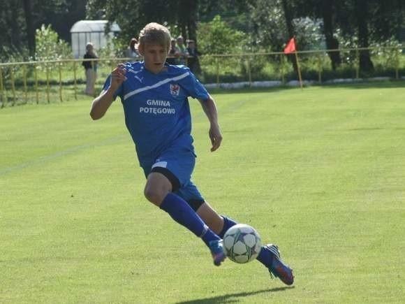Pomorze Potęgowo pokonało GKS w Kolbudach 3:2 (0:1).