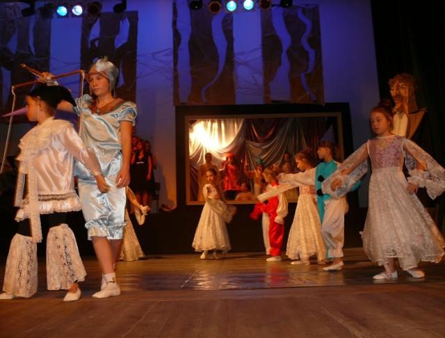 Jubileuszowy koncert z udziałem dzieci.