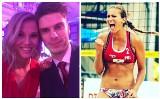 Aleksander Śliwka i Jagoda Gruszczyńska: ukochana zwycięzcy i MVP finału siatkarskiej Ligi Mistrzów również kocha siatkówkę