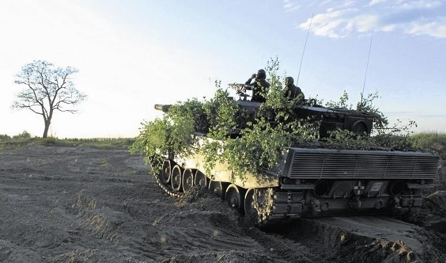 Likwidacja fabryki Mesko w Bolechowie oznacza, że amunicję do czołgów trzeba będzie kupić za granicą