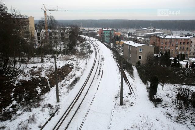 Budowa Szczecińskiej Kolei Metropolitarnej zapadła w zimowy sen...