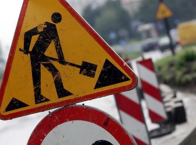 Remont ulicy Rybnickiego został odłożony w czasie