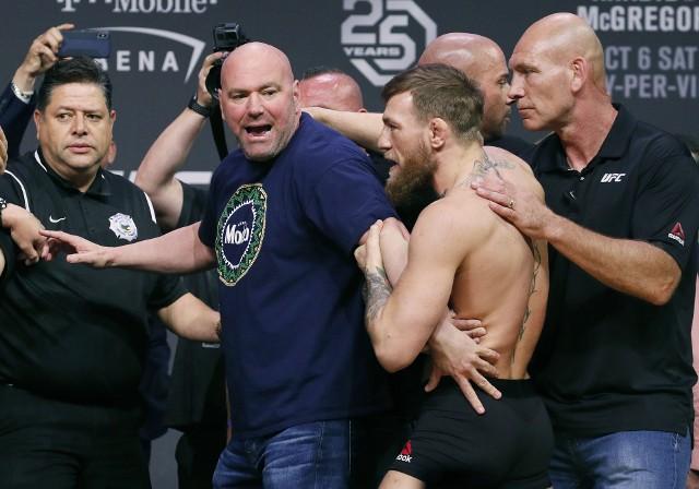 Dana White musiał odwołać galę UFC 249