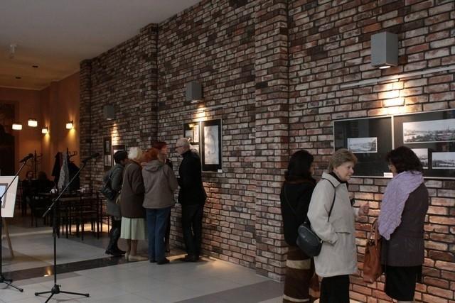 W galerii Horex w Krośnie Odrzańskim wystawiano już bardzo wiele wernisaży.