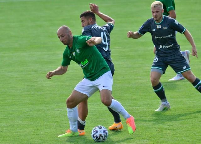 Łukasz Trałka popisał się dwoma asystami i golem w meczu z Wisłą Płock.