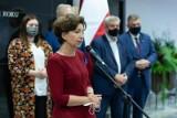 Minister Marlena Maląg w Bydgoszczy: - Nasza Strategia poprawi sytuację demograficzną w Polsce