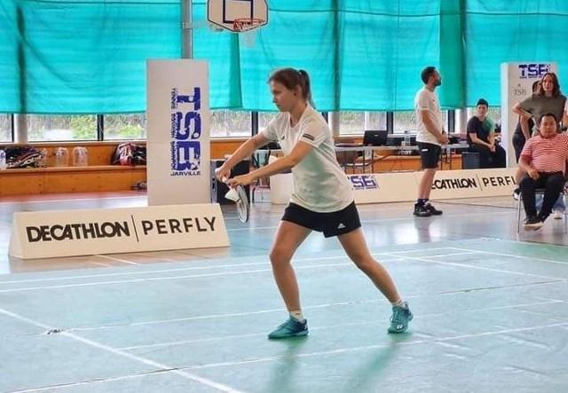 Bytowska 20-letnia badmintonista z UKS Dwójka Bytów oprócz tego, że reprezentuje bytowski klub to jeszcze co dwa tygodnie wyjeżdża do Francji, aby grać w 3 lidze francuskiej i pomagać awansować do wyższej ligi klubowi Metz Ban Saint Martin Badminton.