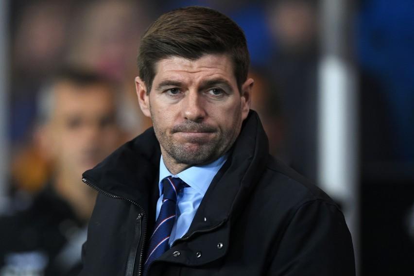 Jaki skład wybierze Steven Gerrard? Legendarny kapitan...