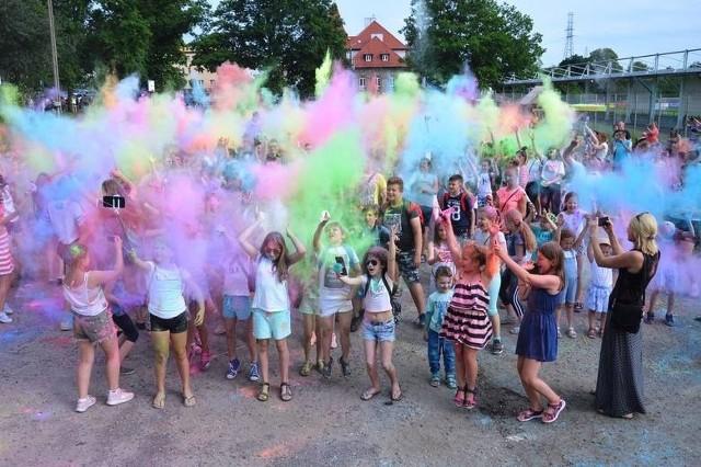 Festiwal Baniek Mydlanych & Kolor Fest Bytów w Bytowie już w sobotę.