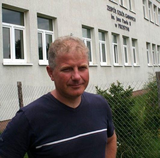 Wojciech Jakubik będzie dyrektorem tej szkoły jeszcze do końca sierpnia.