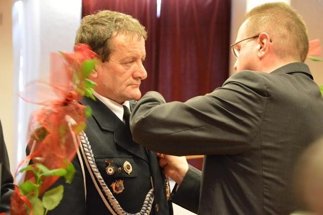 W zielonogórskiej filharmonii rozdano odznaczenia dla honorowych dawców krwi