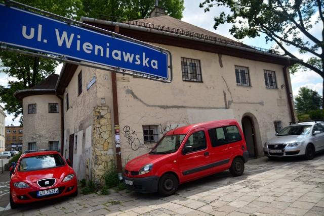 Dawna niemiecka kręgielnia przy ulicy Wieniawskiej