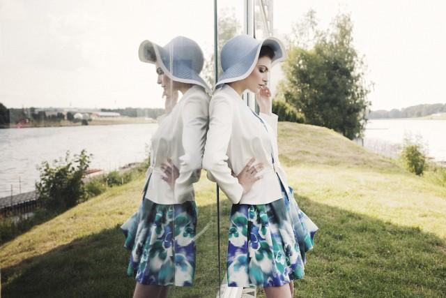 Wiosna najmodniejsze są sukienki