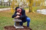 Artur Barciś w Barcinie odsłonił swoją barć [zdjęcia, wideo]