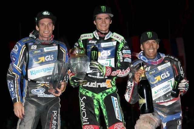Patryk Dudek wygrał turniej Grand Prix Słowenii.