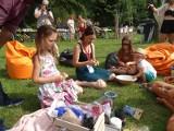Tak bawili się uczestnicy Orient Lake nad Jeziorem Starogrodzkim w Chełmnie. Zdjęcia
