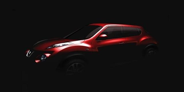 Tak ma wyglądać nowe cacko Nissana o nazwie juke.