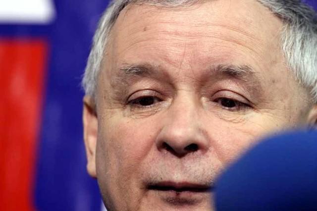 Jarosław Kaczyński zwyciężył w Łapach i okolicach