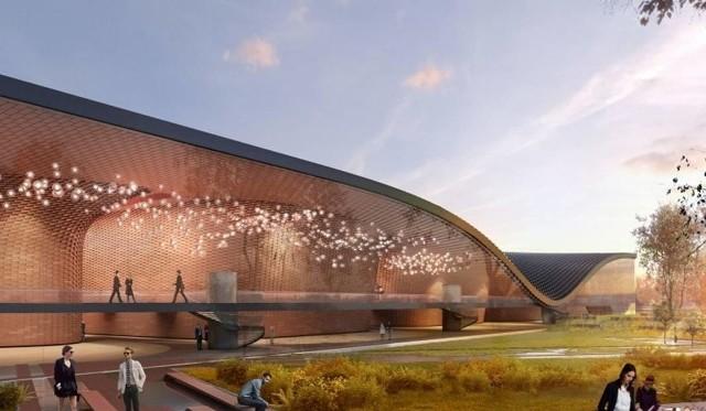 Tak ma wyglądać przyszłe Centrum Muzyki