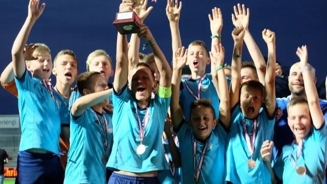 Piłkarskie Nadzieje z Mielca bardzo często zapraszane są na ważne turnieje międzynarodowe