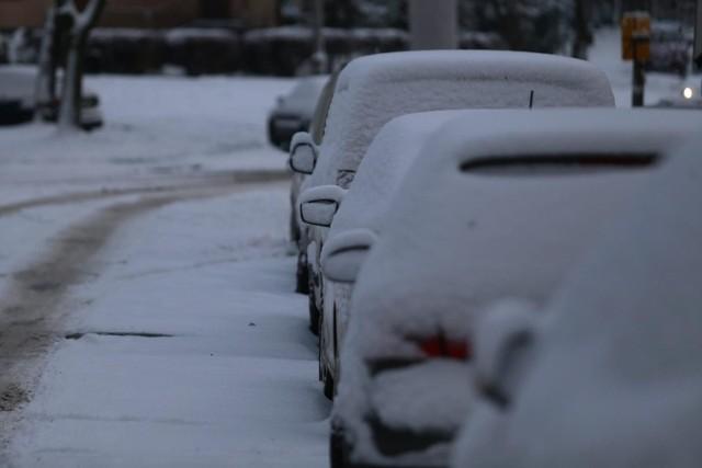 Na terenie województwa wystąpią niekorzystne zjawiska; opady śniegu, śniegu z deszczem i oblodzenia.