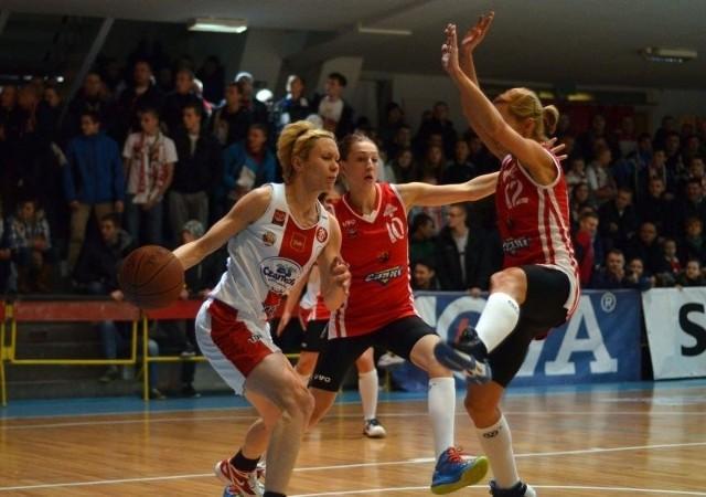 Ełkaesianka Katarzyna Kenig to jedna z najlepszych zawodniczek w pierwszej lidze