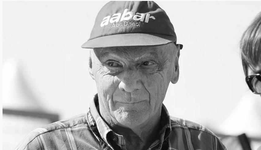 Na zdjęciu: Niki Lauda